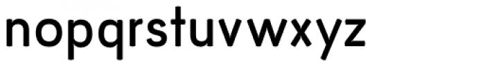 Medina Gothic Regular Font LOWERCASE