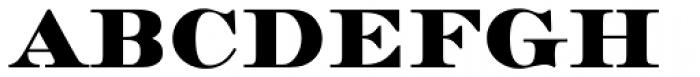 Medoc Font UPPERCASE