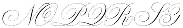 Medusa Font UPPERCASE