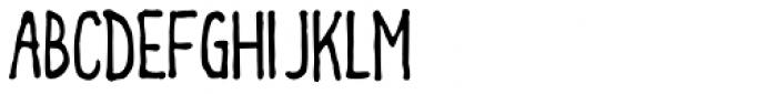 Meep Font UPPERCASE