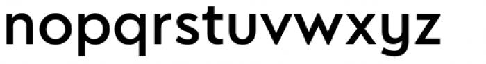 Megabyte Medium Font LOWERCASE