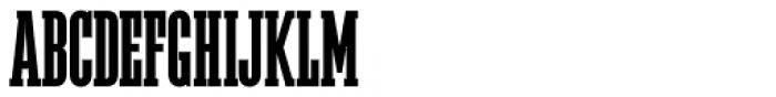 Megalito Slab Small Caps Font UPPERCASE