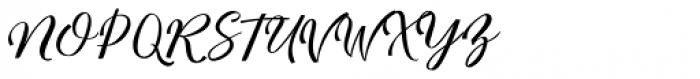 Megattor Regular Font UPPERCASE