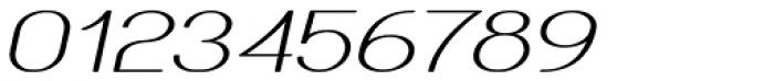 Meichic Exp Oblique Font OTHER CHARS