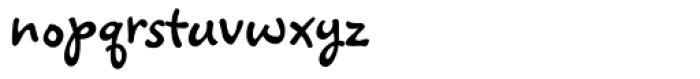 Melanie BT Roman Font LOWERCASE