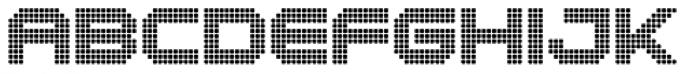Melko Rsq Font UPPERCASE