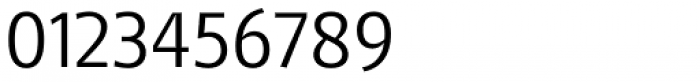 Mellnik Text ExtraLight Font OTHER CHARS