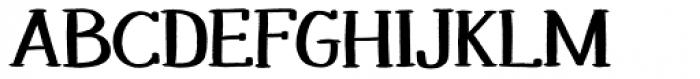 Melloner  Bold Font UPPERCASE