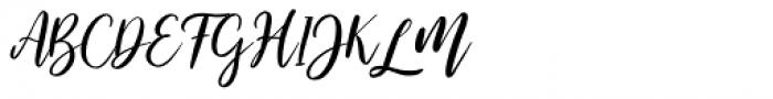 Melloner  Italic Font UPPERCASE