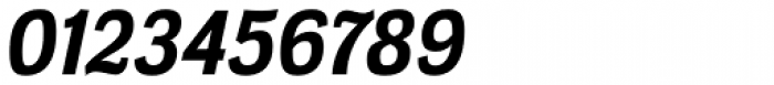 Meloche Bold Italic Font OTHER CHARS