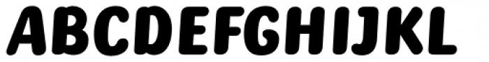 Melon Script Condensed Font UPPERCASE