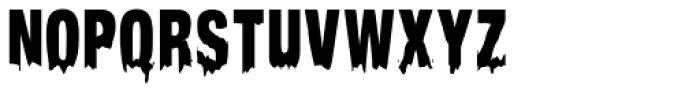 Meltifex Expd Font UPPERCASE