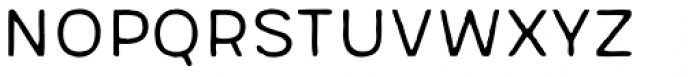 Meltow Sans 100 Handmade Font LOWERCASE