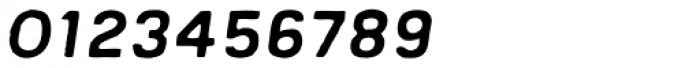 Meltow Sans 200 Handmade Italic Font OTHER CHARS