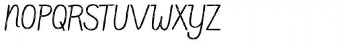 Meltow Script Rust Font UPPERCASE