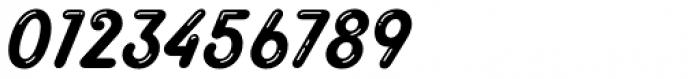 Melts Script Glint Font OTHER CHARS