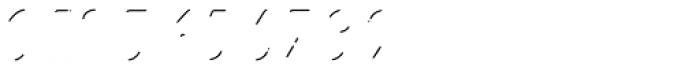 Melts Script Rough Shines Font OTHER CHARS