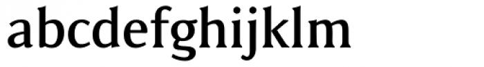 Memento SemiBold Font LOWERCASE