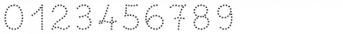 Memimas Dots Alternate Font OTHER CHARS
