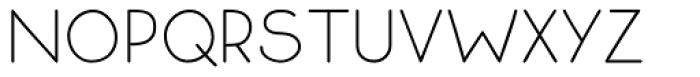 Memimas Medium Alternate Font UPPERCASE
