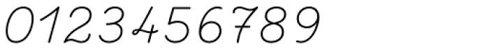 Memimas Pro Medium Italic Font OTHER CHARS