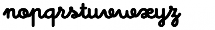 Memimas Pro Ultra Font LOWERCASE