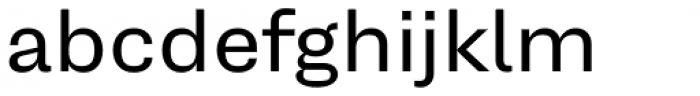 Mena Grotesk Book Font LOWERCASE