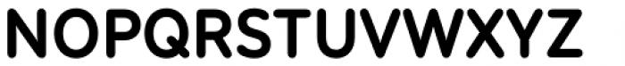 Menco Bold Font UPPERCASE