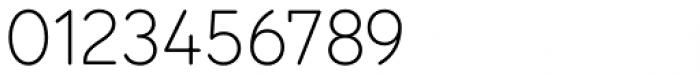 Menco Light Font OTHER CHARS