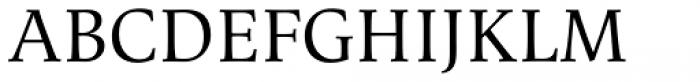 Mengelt Basel Antiqua Paneuropean Regular Font UPPERCASE
