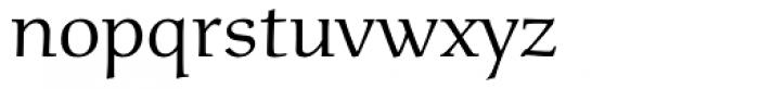 Menhart Regular Font LOWERCASE
