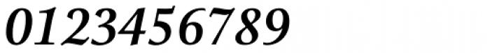 Menhart Std Bold Italic Font OTHER CHARS