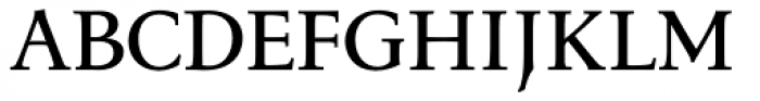 Menhart Std Display Bold Font UPPERCASE