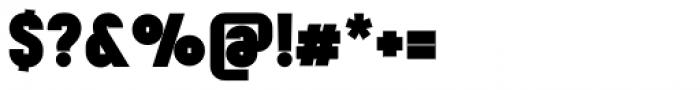Mensrea Black Font OTHER CHARS