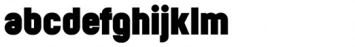 Mensrea Black Font LOWERCASE