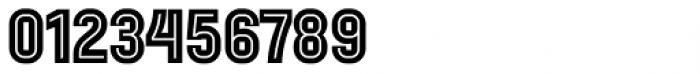 Mensrea Inline Font OTHER CHARS