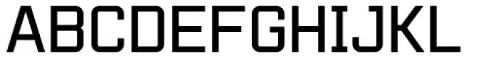 Mensura Bold Font UPPERCASE