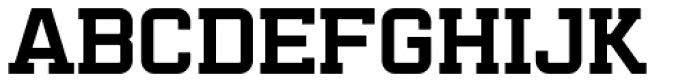 Mensura Slab Black Font UPPERCASE