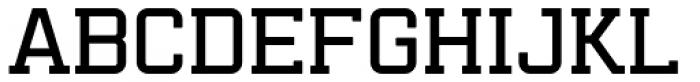 Mensura Slab Bold Font UPPERCASE