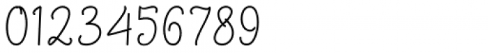 Mention Regular Font OTHER CHARS