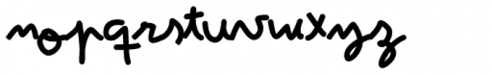 Mequetrefe Bold Font LOWERCASE