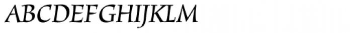 Mercator Regular Font UPPERCASE