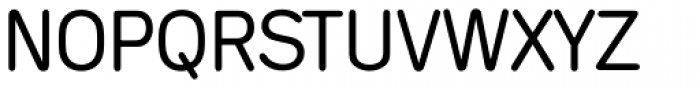 Mercedes Serial Light Font UPPERCASE
