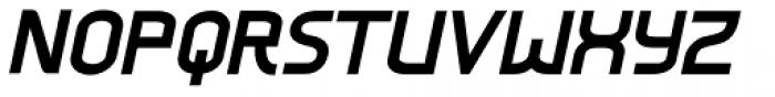 Mercurio Bold Italic Font UPPERCASE