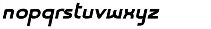 Mercurio Bold Italic Font LOWERCASE