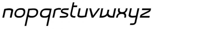 Mercurio Italic Font LOWERCASE