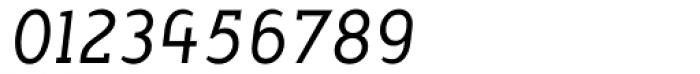 Mercury Alternative Italic Font OTHER CHARS