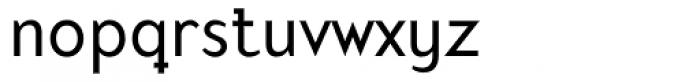 Mercury Alternative Font LOWERCASE