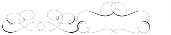 Mercy X Thin Font UPPERCASE