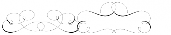 Mercy X Thin Font LOWERCASE